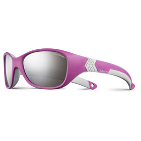 Julbo Solan Spectron 4 Sunglasses 4-6Y Kids, pink/gray-gray flash silver